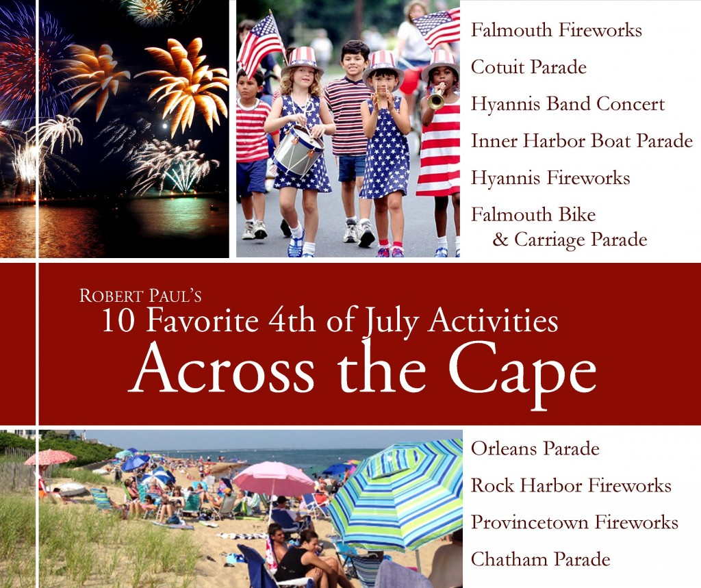 Top 10 Ways To Celebrate 4th Of July On Cape Cod