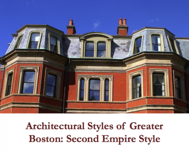 Architectural Styles Of Greater Boston: Second Empire Style