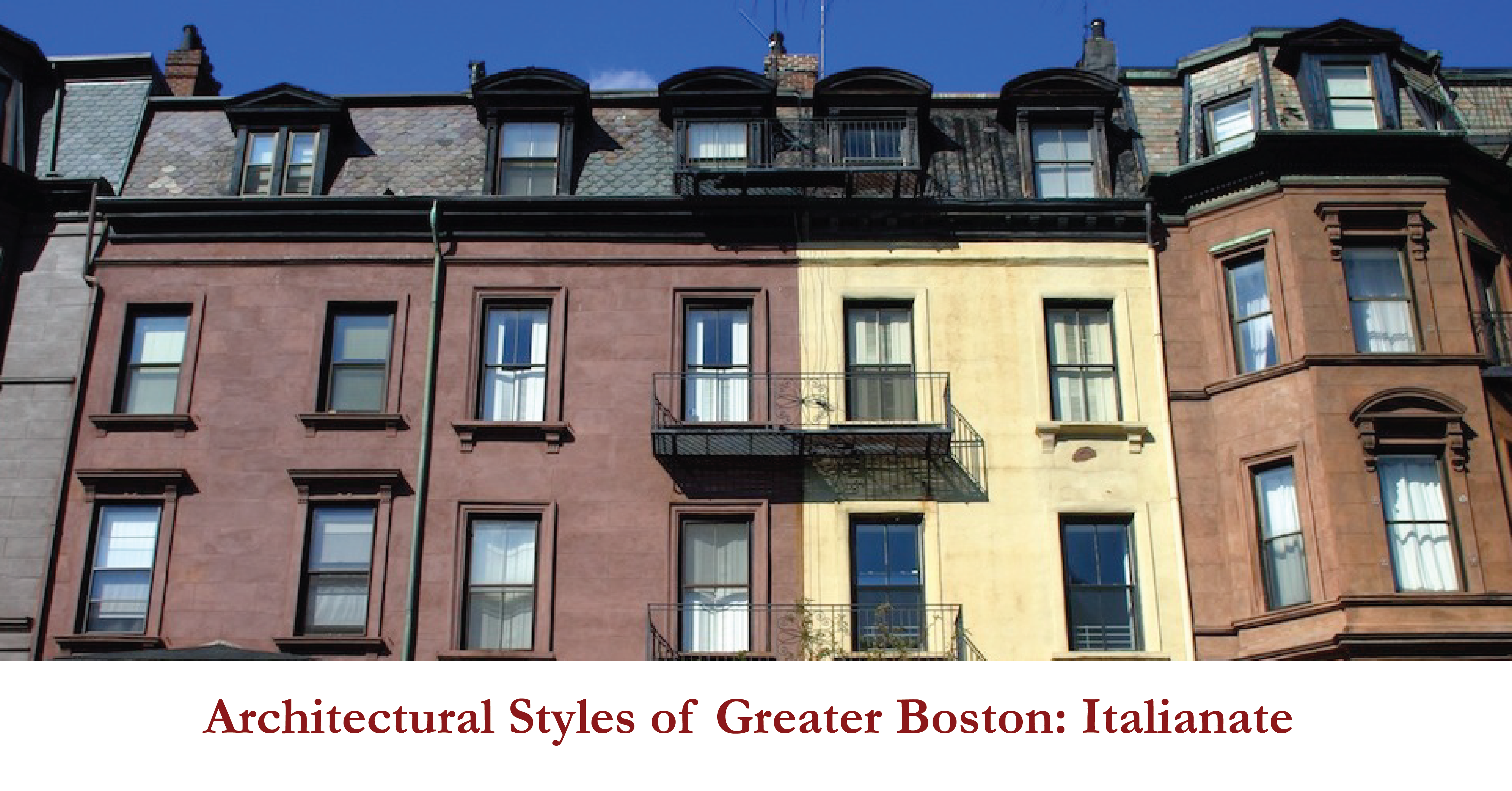 architectural styles of greater boston italianate